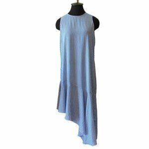 Attention Striped Dress Size Medium